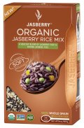 Organic Jasberry Rice Mix